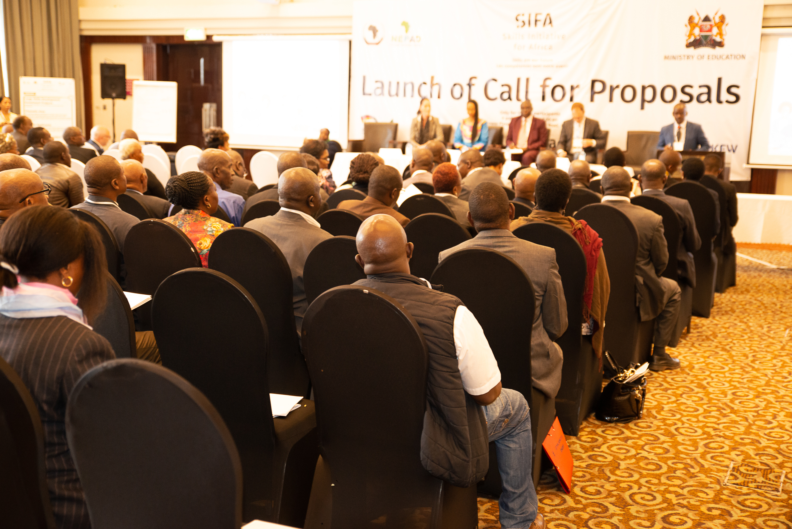 Launch of Window I in Kenya, speeches and photos