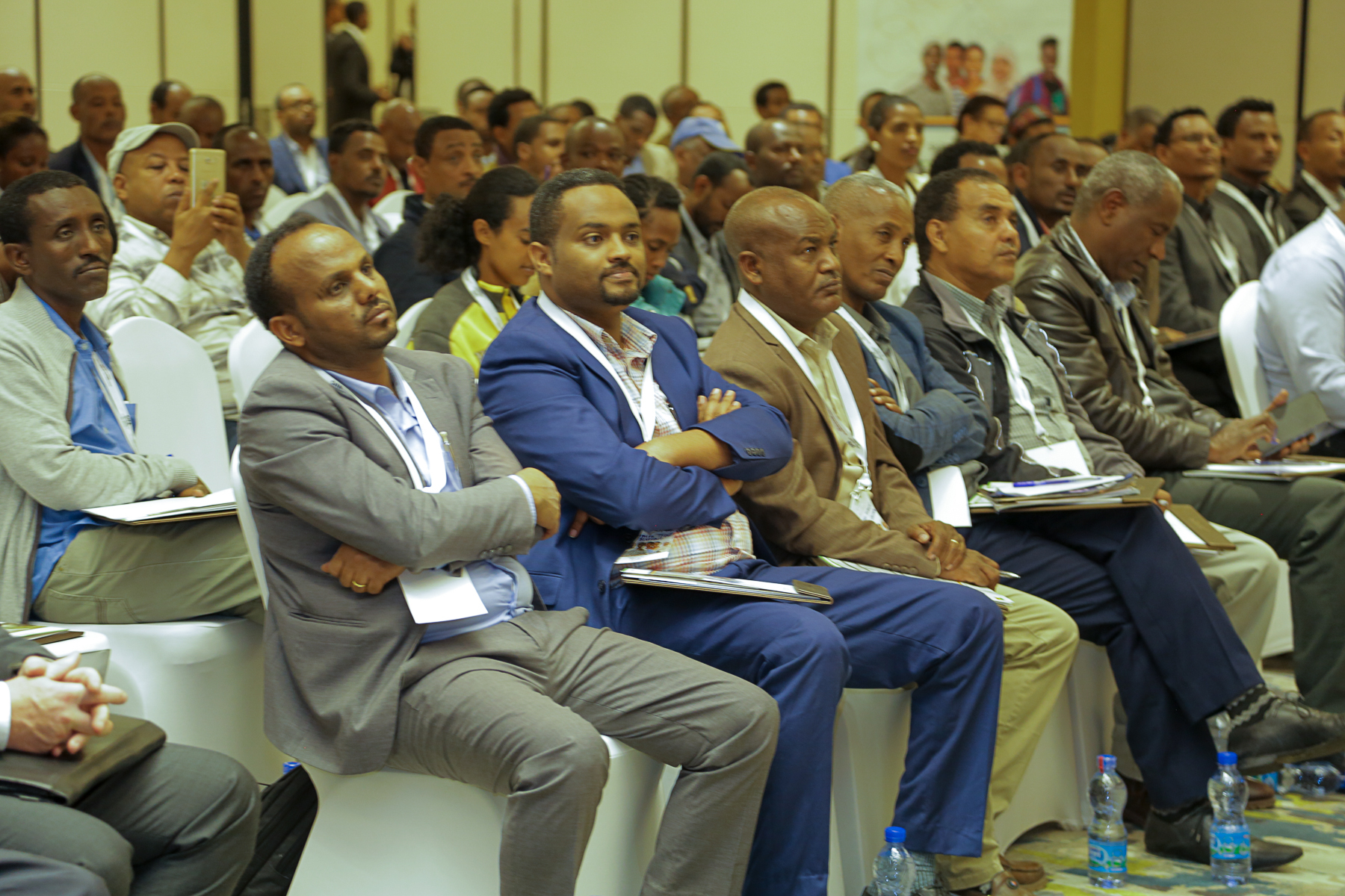 Ethiopia: Photos of the launch from 10/07/2019 in Addis Ababa