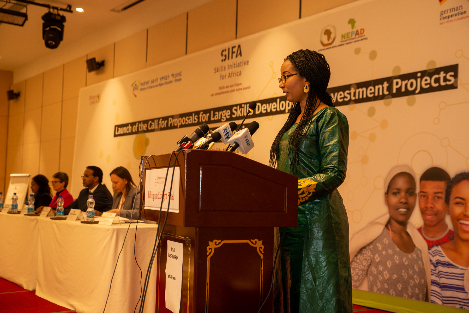Ethiopia SIFA Launch of Call for Proposals: Speeches