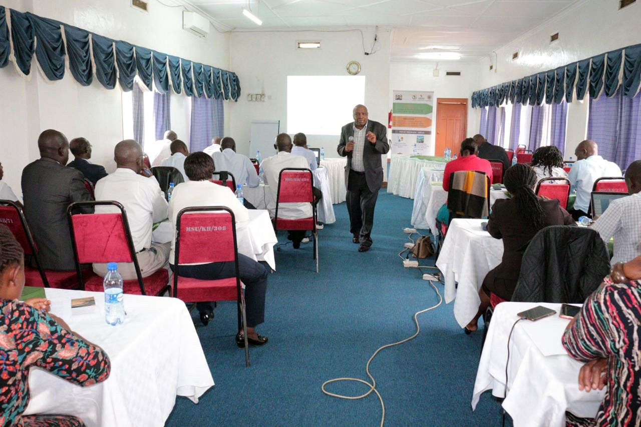 SIFA Workshops in several TVET institutions in Kenya